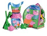 Unice Toys- Peppa Pig Set Juguetes de Playa (16-314010)