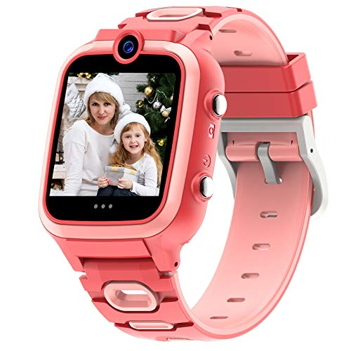 【Dual Cameras + Video 】 Smart Watch for Kids Boys Girls with Dual...