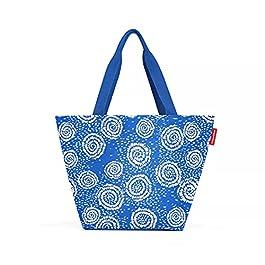 reisenthel Shopper-ZS4070, Cabas. Femme, Bleu, Medium