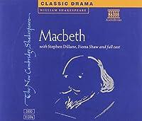 Macbeth 3 CD set (New Cambridge Shakespeare Audio)