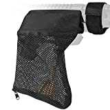 Feyachi Brass Shell Catcher, Tactical Cartridge Nylon Mesh Collector Casing Catcher for Rifle Range Shooting