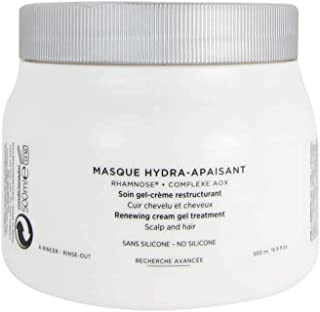 Kerastase Specifique Masque Hydra-Apaisante by Kerastase for Unisex - 16.9 oz Masque, 506.99999999999994 milliliters