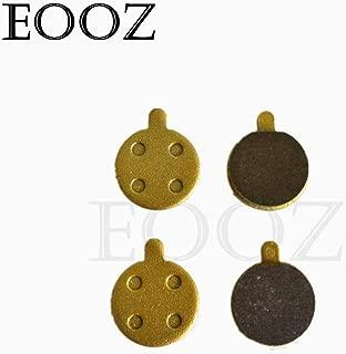2 Pairs Metal Bicycle Metallic Disc Brake Pads For ZOOM Mechanical disc brake