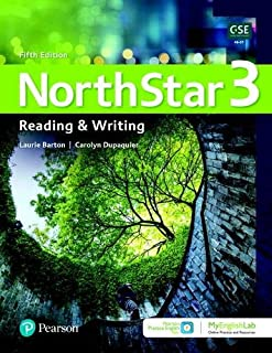 NorthStar Reading and Writing 3 w/MyEnglishLab Online Workbook and Resources (5th Edition)