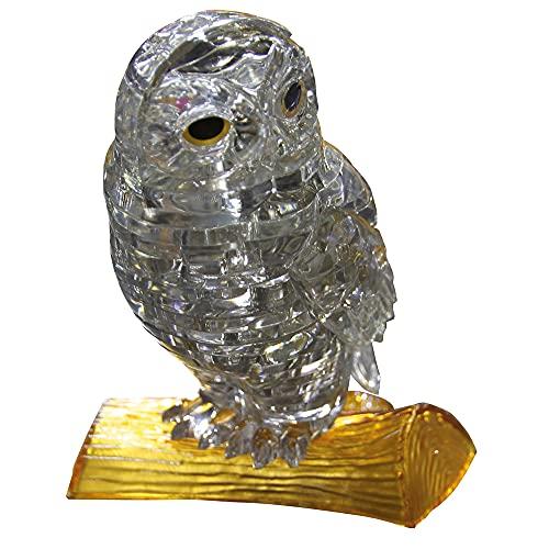 HCM - 59157 - Puzzle de Cristal - Owl - 42 Piezas