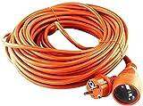ORNO AE-13212(GS) Alargador Electrico Exterior IP20 Schuko Conectado a Tierra con cerraduras de Seguridad para niños 3x1,5mm2 3680W 16A