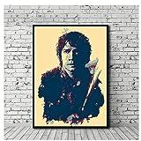 Gigoo Bilbo Poster Movie Art Leinwanddrucke Home