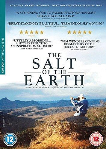 The Salt of the Earth DVD by Sebastião Salgado