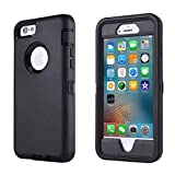 smartelf Case for iPhone 6 Plus/6s Plus Heavy Duty With