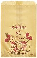 FUJIFILM 写真袋 チョコット袋 10枚セット キャラクター ディズニー ミッキー&ミニーP FD-011
