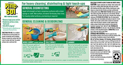 Pine-Sol Original (40236) Cleaning