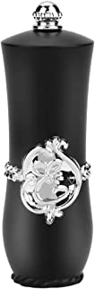Salinr 口紅チューブ リップスティック 詰め替え ボトル 手作りリップスティックコンテナ プラスチック製 詰替容器 空 旅行 口紅 口紅チューブ用 DIY用 おしゃれ 内径12.1mm(1本セット-黒)