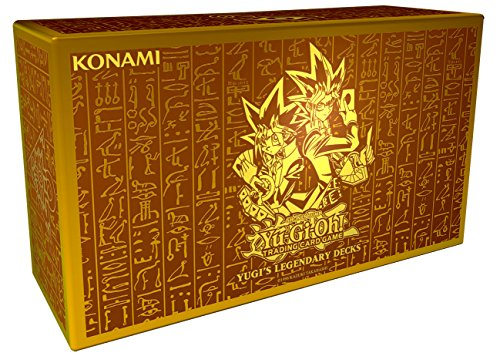 Konami 44510 - Yugis Legendary Decks, Deutsch