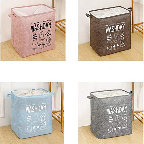ZhaoZC 4-Pack Extra Large Capacity Storage Closet Organizer and Clothes Storage for Pillows, Foldable, Comforter and Blanket Storage Bag