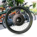 RanBB Bicycle Motor Conversion Kit, 26'' 36V Electric Bicycle Front Wheel Conversion Kit E-Bike Front Wheel Motor