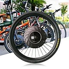 ✿Power + control drive + power source Trinity bicycle wheel for a variety of models (26-inch wheels). ✿Applicable models: any 26 inch wheel model ✿Brake system: Suitable for all mechanical brake systems, and automatic detection of speed drop, intelli...