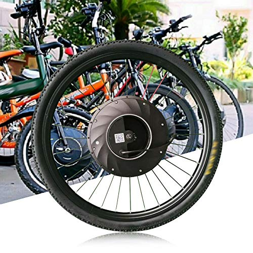 RanBB Bicycle Motor Conversion Kit, 26'' 36V Electric Bicycle Front Wheel Conversion Kit E-Bike Front Wheel Motor