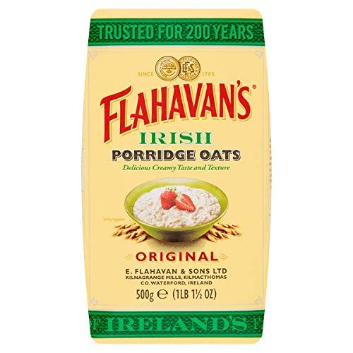 Flocons D'Avoine Irlandais De Flahavan (500G)