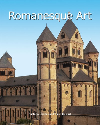 Romanesque Art (Art of Century) (English Edition)