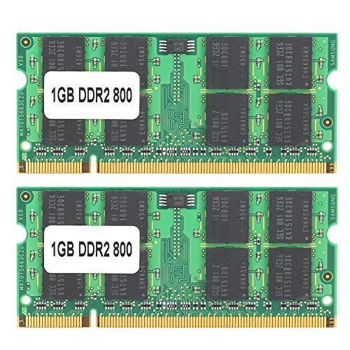 Sojare 2Pcs 1.8V 240 Pin PC2‑6400 DDR2 PC Módulo de Memoria Ram...