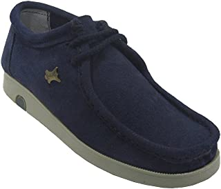700 - Wallabees Azul Marino