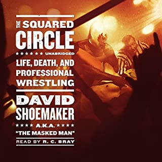 The Squared Circle audiobook cover art