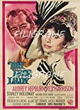 PostersAndCo TM My Fair Lady Film Rsag-Poster/Reproduktion