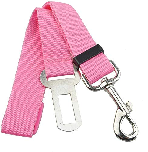 Hinleise Cinturón de seguridad para coche para perro y mascota