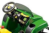 Immagine 1 peg perego trattore elettrico john
