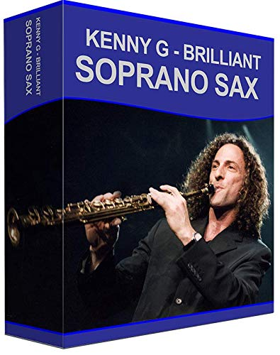 Kenny G Brilliant Soprano Sax, MIDI, VSTi, SF2, Kontakt Instrument, NKI