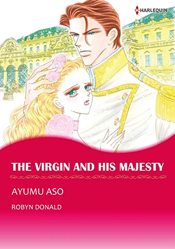 The Virgin And His Majesty: Harlequin comics (English Edition)