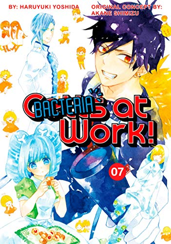Cells at Work: Bacteria! Vol. 7 (English Edition)
