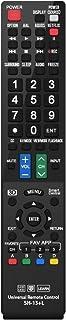 Best Gvirtue Universal Remote Control Compatible Replacement for Sharp AQUOS Smart TV/ HDTV/ 3D/ LCD/ LED, GB004WJSA GA935WJSA GB004WJSA GJ221-C GB118WJSA Review
