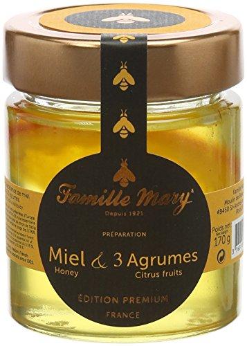 Photo of Famille Mary Premium Honey and Citrus Zest 170 g