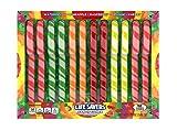 LifeSaver Holiday Candy Canes Variety Pack - 5.28oz/ ライフセーバーホリデイキャンディーケーンバラエティパック 149.7g [並行輸入品]