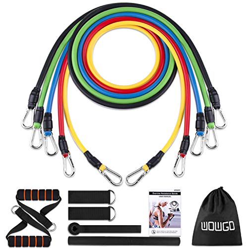 WOWGO Exercise Resistance Bands ...