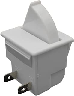 Supplying Demand 7014646 Refrigerator Light Switch Compatible With Built In Models