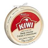 KIWI Shoe Polish, Neutral 1.125 oz (Pack of 8)
