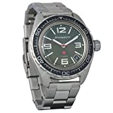 Vostok Komandirskie Automatic Self-Winding Wrist Mens Watch 020715