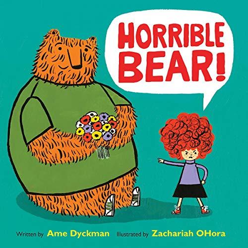 Horrible Bear! audiobook cover art