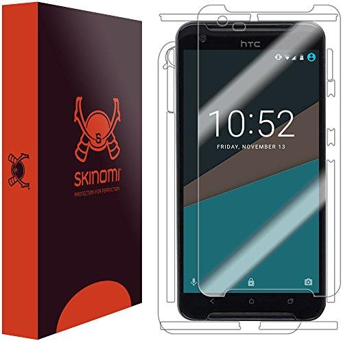 Skinomi TechSkin - Schutzfolie für HTC One X9 (Vorder- & Rückseite)