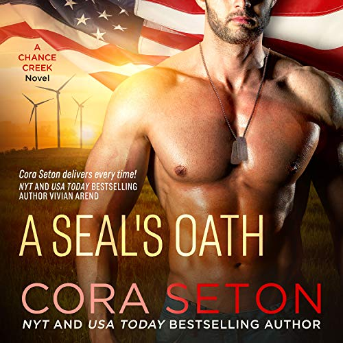 A SEAL's Oath audiobook cover art