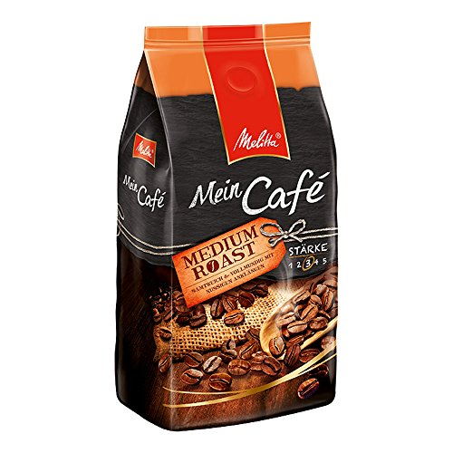 Melitta Mein Cafe Medium Roast ganze Bohne 1000g