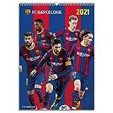 Grupo Erik CPA321003 - Calendario de pared 2021 FC Barcelona Grupo, A3