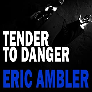 Tender to Danger cover art
