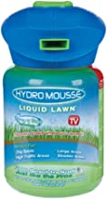 Hydro Mousse Liquid Lawn System - Grow Grass Where You Spray It - Made in USA