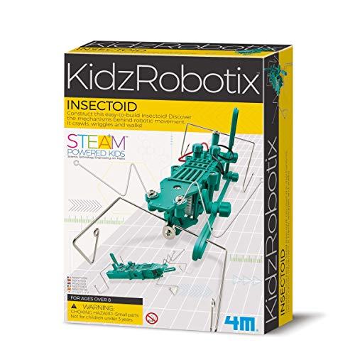 Robot-insecte à construire