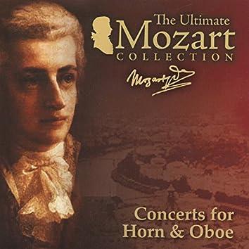 Mozart: Horn Concertos Nos. 1 - 3 & Flute Concerto No. 2