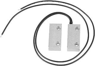 YOPOTIKA Een Paar Normaal Gesloten Magnetische Deur Veiligheid Alarm Schakelaar Metalen Behuizing Sliver