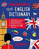 My first english dictionary 100 % audio (Harrap's parascolaire)